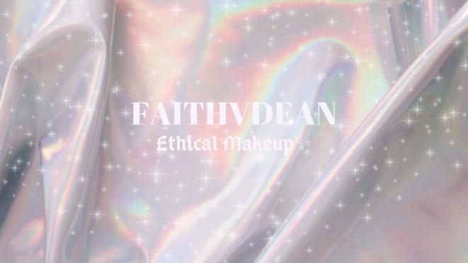 FAITHVDEAN Ethical Makeup